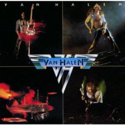 VAN HALEN - LP ALBUM