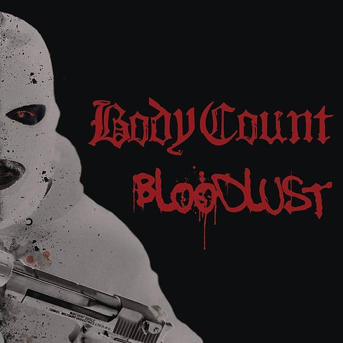 BODYCOUNT - BLOODLUST CD