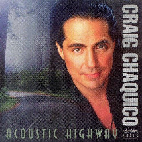 CRAIG CHAQUICO - ACOUSTIC HIGHWAY CD