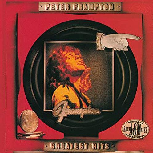 PETER FRAMPTON - GREATEST HITS CD