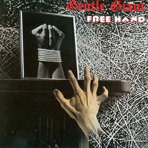 GENTLE GIANT - FREE HAND LP