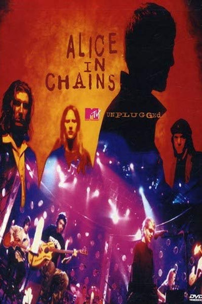 ALICE IN CHAINS - UNPLUGGED DVD