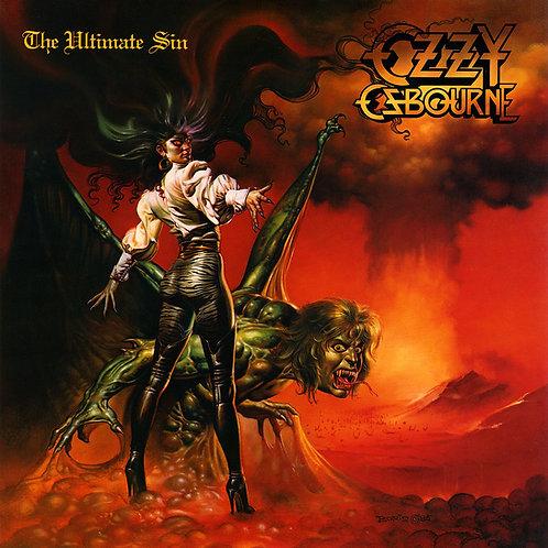 OZZY OSBOURNE - THE ULTIMATE SIN CD