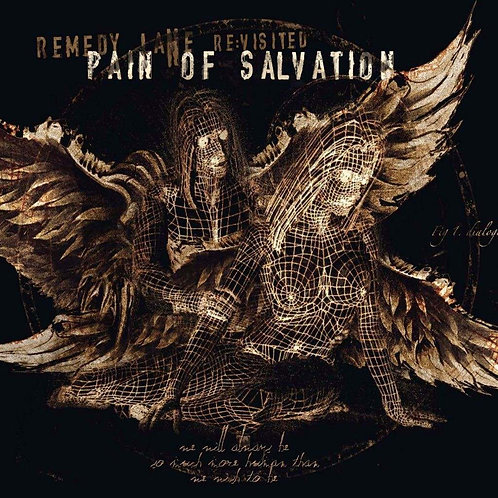 PAIN OF SALVATION - REMEDY LANE RE: VISITED CD