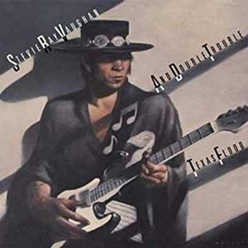 STEVIE RAY VAUGHAN - AND DOUBLE TROUBLE LP