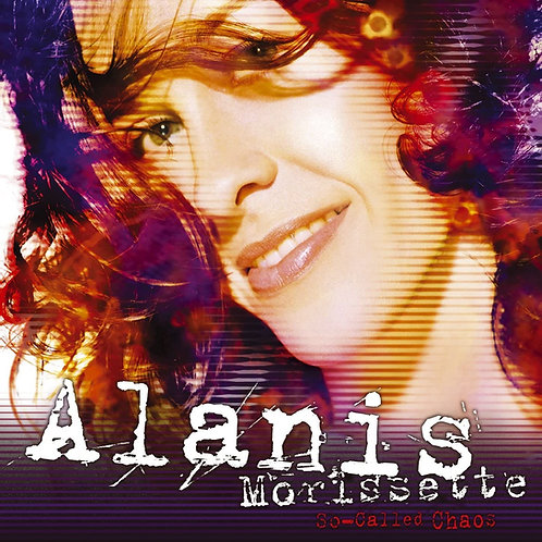 ALANIS MORISSETTE - SO CALLED CHAOS CD