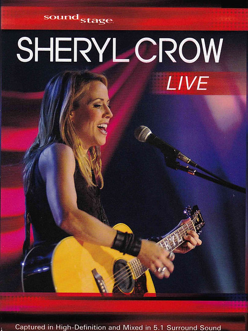 SHERYL CROWN - LIVE BLU-RAY