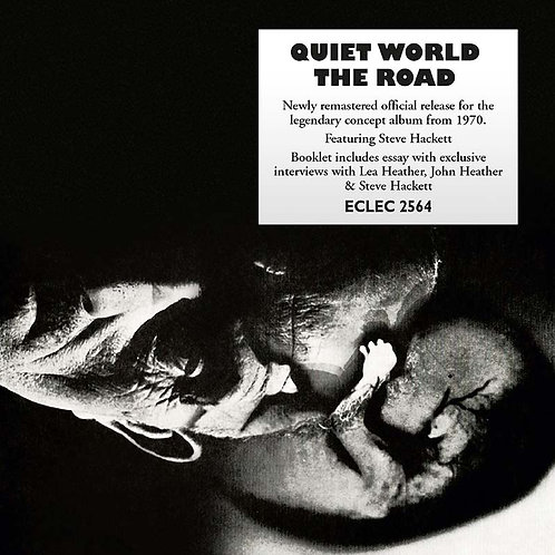 QUIET WORLD - THE ROAD CD