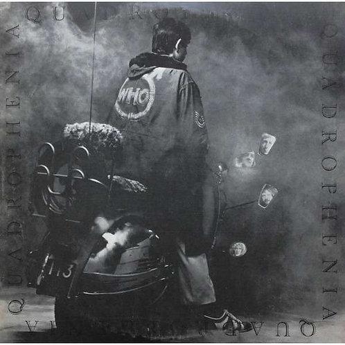 THE WHO - QUADROPHENIA LP