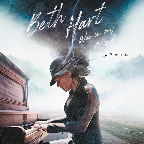 BETH HART - WAR IN MY MIND CD