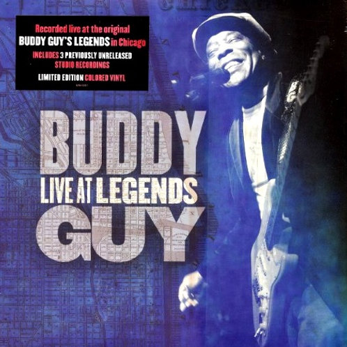 BUDDY GUY - LIVE AT LEGENDS DUPLO LP