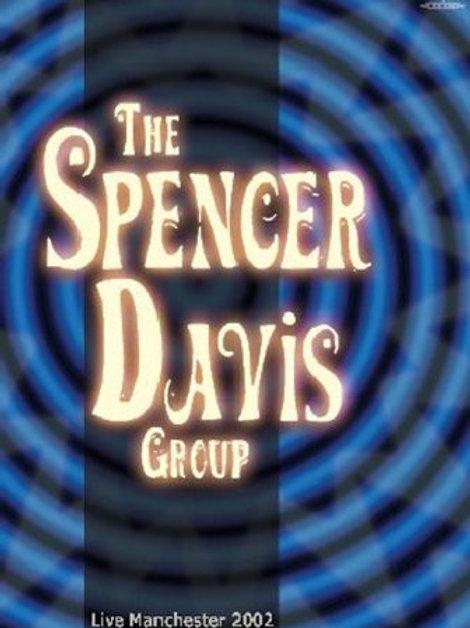 THE SPENCER DAVIS GROUP DVD