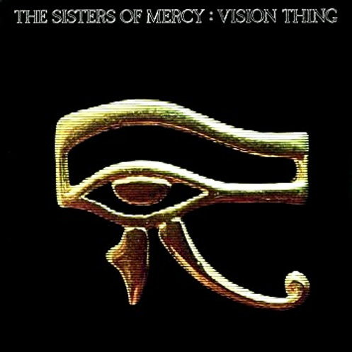 THE SISTERS OF MERCY: VISION THING CD
