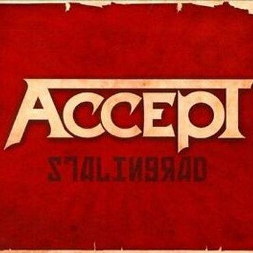 ACCEPT - STALINGRAD CD+DVD SLIPCASE