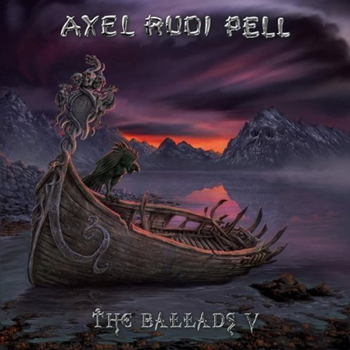 AXEL RUDI PELL - THE BALLADS V CD