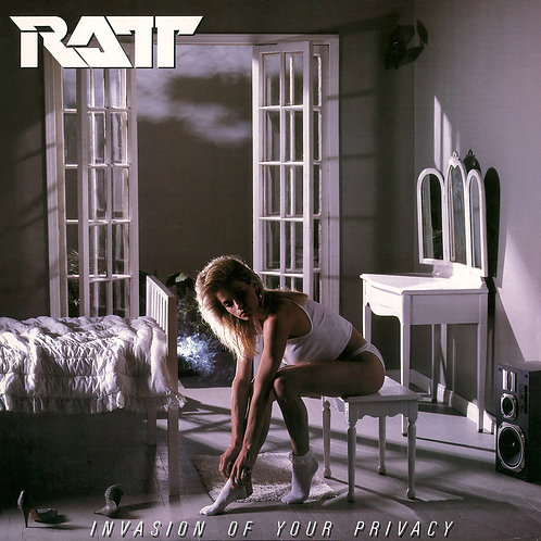 RATT - INVASION OF YOUR PRIVACY CD
