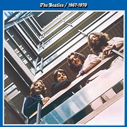 THE BEATLES - 1967/1970 DUPLO LP