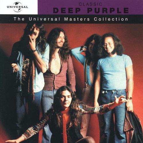 DEEP PURPLE - THE UNIVERSAL COLLECTION CD