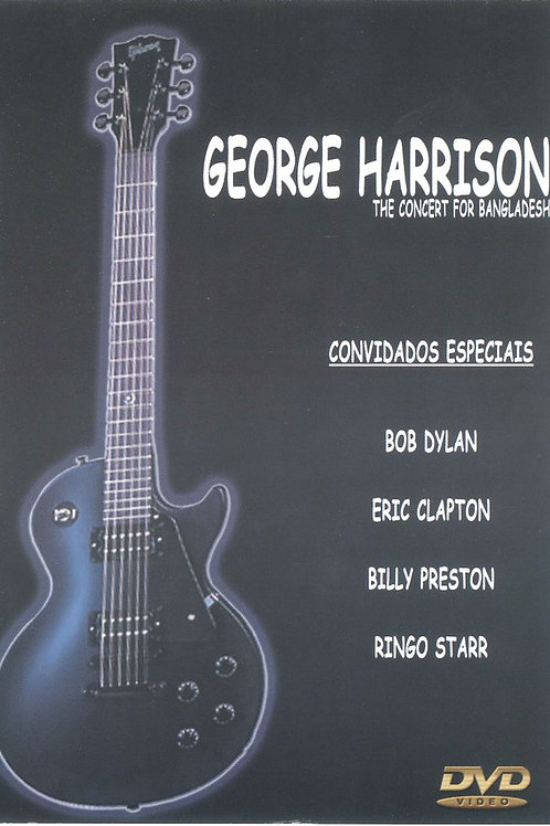 GEORGE HARRISON - THE CONCERT FOR BANGLADESH DVD