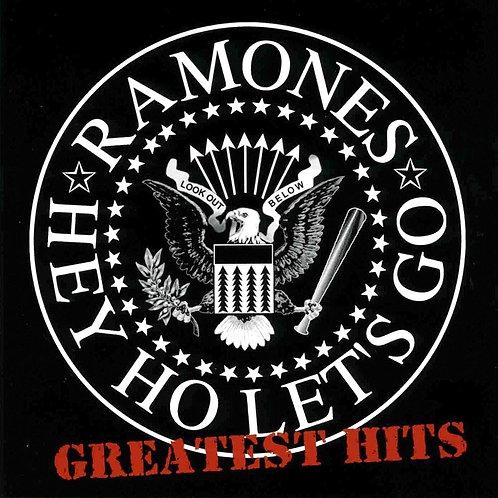 RAMONES - HEY HO LET´S GO GREATEST HITS CD