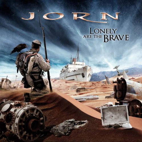 JORN - LONELY ARE THE BRAVE CD