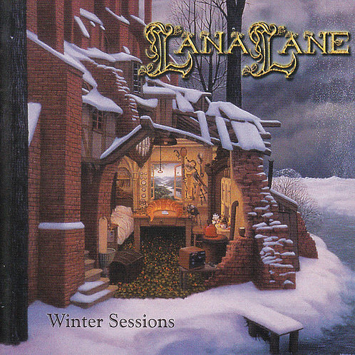 LANA LANE - WINTER SESSIONS CD