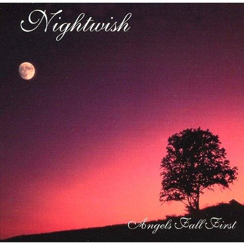 NIGHTWISH - ANGELS FALL FIRST CD