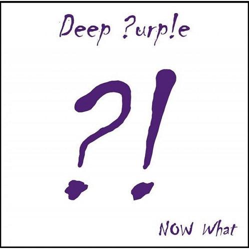 DEEP PURPLE - NOW WHAT?! CD
