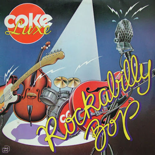 COKE LUXE - ROCKABILLY BOY LP+COMPATC DISC