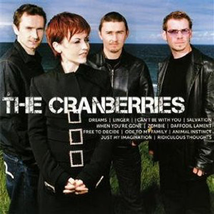 THE CRAMBERRIES - ICON CD