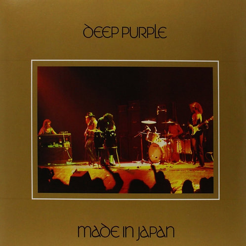 DEEP PURPLE - MADE IN JAPAN LP