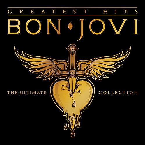 BON JOVI - GREATEST HITS VIDEO COLLECTION DVD