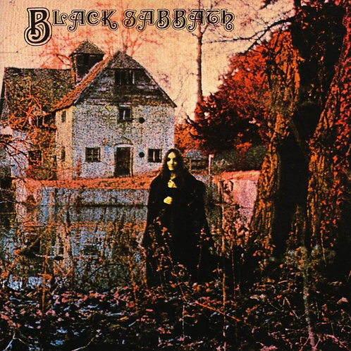 BLACK SABBATH - FIRST ALBUM CD