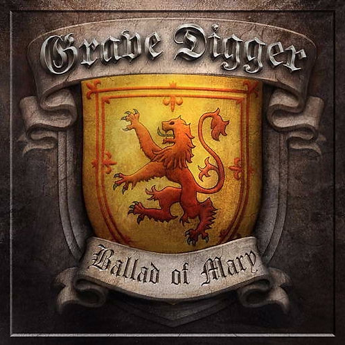 GRAVE DIGGER - BALLAD OF MARY CD