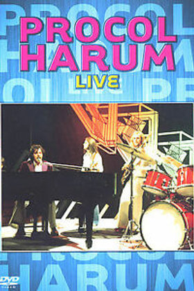 PROCOL HARUM - LIVE DVD