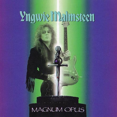 YNGWIE MALMSTEEN - MAGNUM OPUS CD
