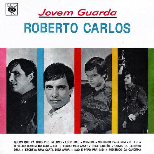 ROBERTO CARLOS - JOVEM GUARDA LP