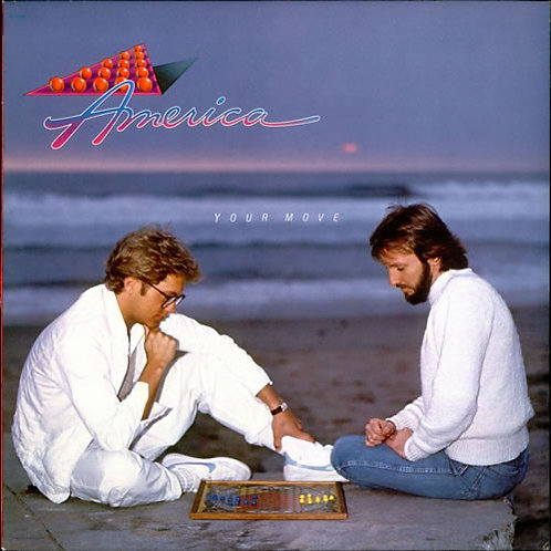 AMERICA - YOUR MOVE LP