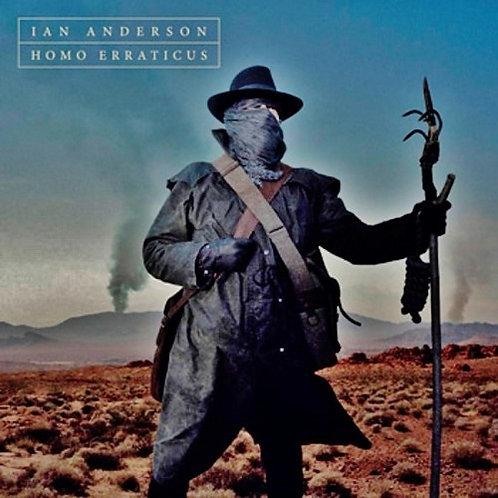 IAN ANDERSON - HOMO ERRATICUS CD