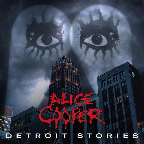 ALICE COOPER - DETROIT STORIES CD+DVD