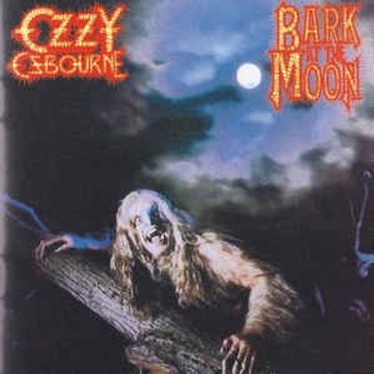 OZZY OSBOURNE - BARK AT THE MOON CD