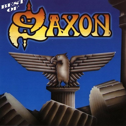 BEST OF SAXON CD