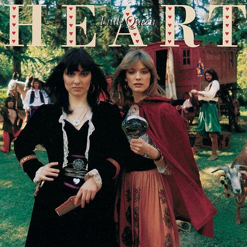 HEART - LITTLE QUEEN CD