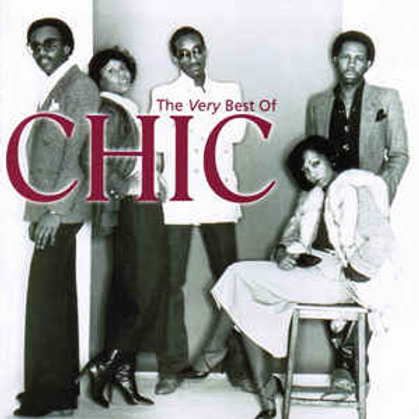 THE VERY BEST OF CHIC - CD