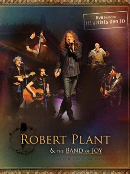 ROBERRT PLANT - & THE BAND OF JOY DVD