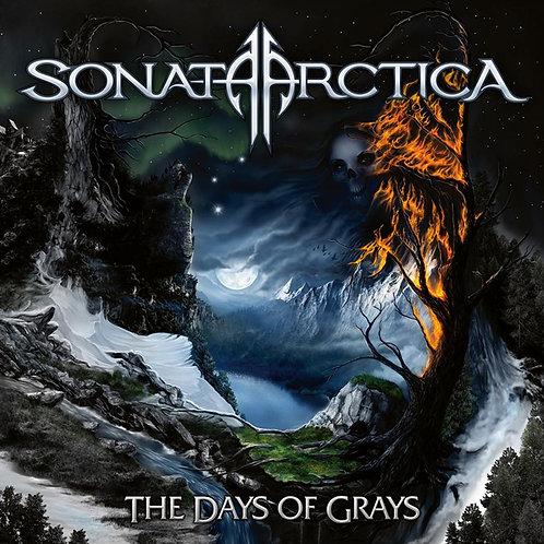 SONATA ARCTICA - THE DAYS OF GRAYS CD DIGIPACK