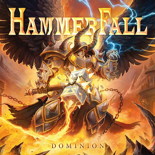 HAMMERFALL - DOMINION CD
