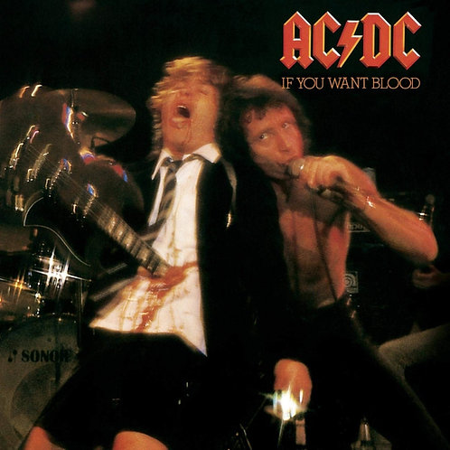 AC/DC - IF YOU WANT BLOOD CD