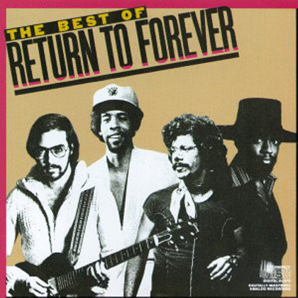 THE BEST OF RETURN TO FOREVER LP