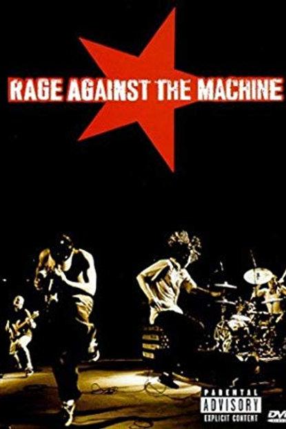 RAGE AGAINS THE MACHINE - DVD
